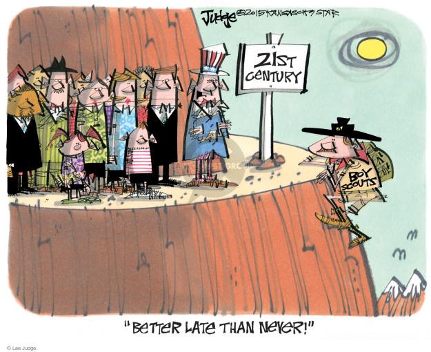 Lee Judge  Lee Judge's Editorial Cartoons 2015-07-28 21st