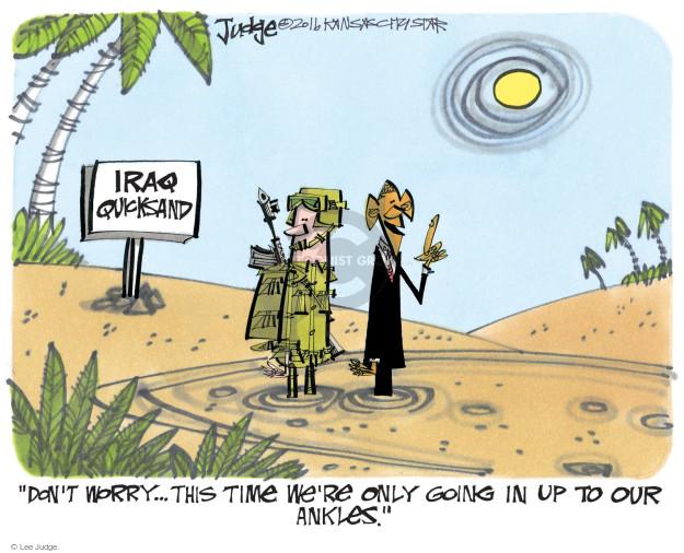 Cartoonist Lee Judge  Lee Judge's Editorial Cartoons 2016-04-20 Barack Obama