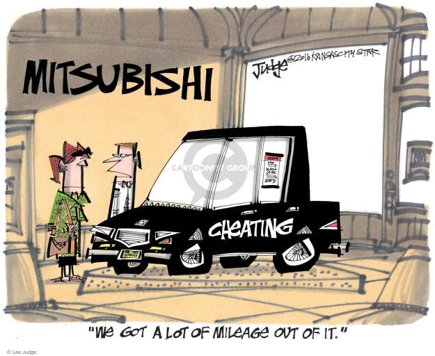 Lee Judge  Lee Judge's Editorial Cartoons 2016-05-17 economy