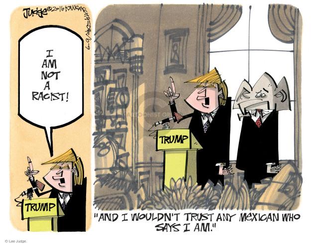 Lee Judge  Lee Judge's Editorial Cartoons 2016-06-09 racism