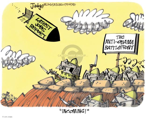 Lee Judge  Lee Judge's Editorial Cartoons 2016-08-14 economy