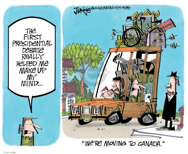 Lee Judge  Lee Judge's Editorial Cartoons 2016-09-28 voter