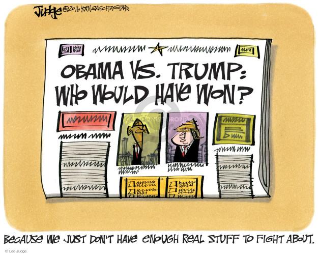 Lee Judge  Lee Judge's Editorial Cartoons 2016-12-28 campaign