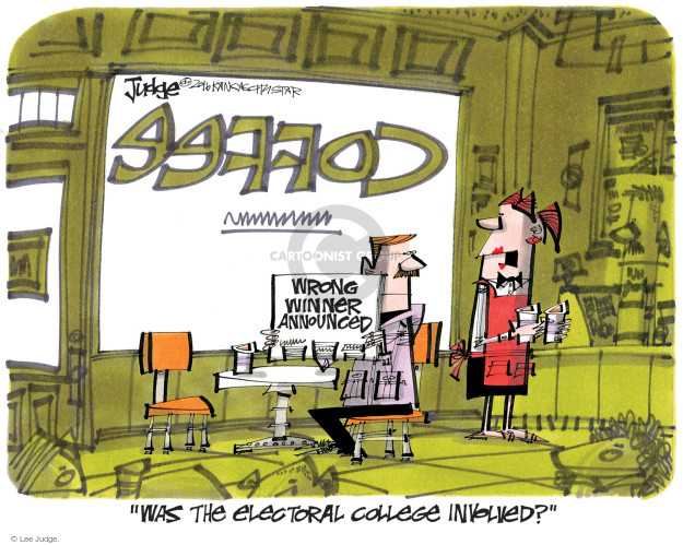 Lee Judge  Lee Judge's Editorial Cartoons 2017-02-28 vote