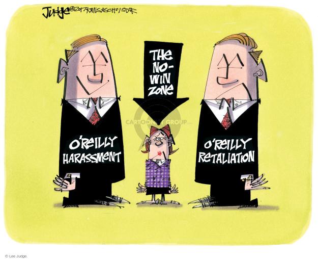 Lee Judge  Lee Judge's Editorial Cartoons 2017-04-15 political media