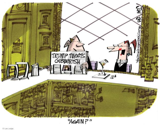 Lee Judge  Lee Judge's Editorial Cartoons 2017-06-04 political media