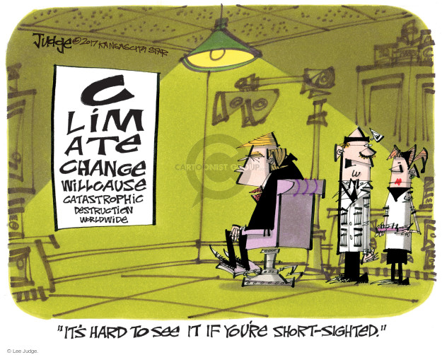 Lee Judge  Lee Judge's Editorial Cartoons 2017-06-06 destruction