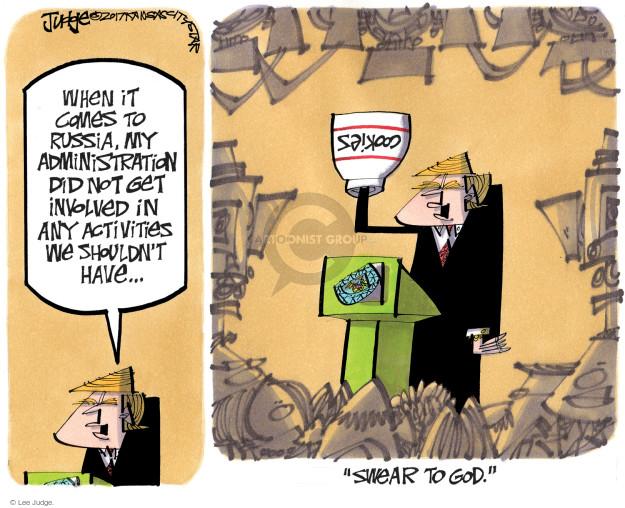 Lee Judge  Lee Judge's Editorial Cartoons 2017-07-13 campaign