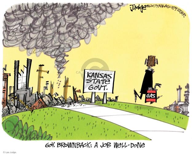 Lee Judge  Lee Judge's Editorial Cartoons 2017-07-28 tax