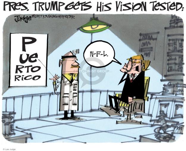 Lee Judge  Lee Judge's Editorial Cartoons 2017-09-28 destruction