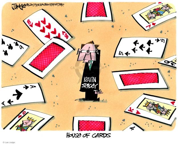 Cartoonist Lee Judge  Lee Judge's Editorial Cartoons 2017-11-10 charge