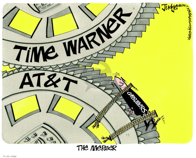 Cartoonist Lee Judge  Lee Judge's Editorial Cartoons 2017-11-24 control