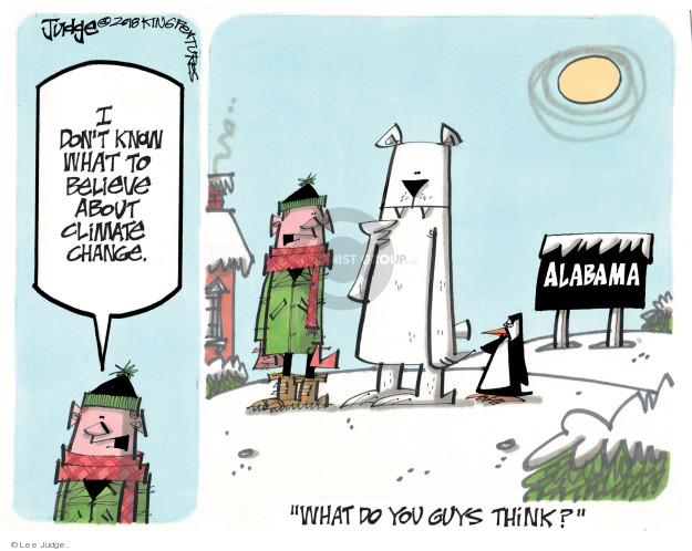 Lee Judge  Lee Judge's Editorial Cartoons 2018-01-18 editorial