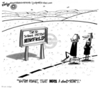 Cartoonist Lee Judge  Lee Judge's Editorial Cartoons 2009-08-27 education