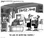 Cartoonist Lee Judge  Lee Judge's Editorial Cartoons 2009-11-17 truth