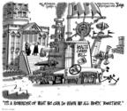Cartoonist Lee Judge  Lee Judge's Editorial Cartoons 2009-12-30 bipartisan