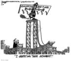Cartoonist Lee Judge  Lee Judge's Editorial Cartoons 2010-01-03 their