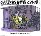 Cartoonist Lee Judge  Lee Judge's Editorial Cartoons 2010-02-08 still