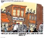 Cartoonist Lee Judge  Lee Judge's Editorial Cartoons 2010-02-17 bipartisan