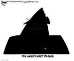 Cartoonist Lee Judge  Lee Judge's Editorial Cartoons 2010-02-26 problem