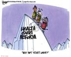 Cartoonist Lee Judge  Lee Judge's Editorial Cartoons 2010-03-03 bipartisan