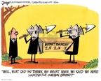Cartoonist Lee Judge  Lee Judge's Editorial Cartoons 2010-03-24 bipartisan