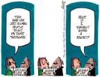 Cartoonist Lee Judge  Lee Judge's Editorial Cartoons 2010-04-30 their