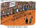 Cartoonist Lee Judge  Lee Judge's Editorial Cartoons 2010-06-11 illegal