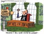 Cartoonist Lee Judge  Lee Judge's Editorial Cartoons 2010-06-15 charge