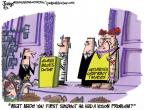Cartoonist Lee Judge  Lee Judge's Editorial Cartoons 2010-08-01 problem
