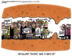 Cartoonist Lee Judge  Lee Judge's Editorial Cartoons 2010-10-13 2010