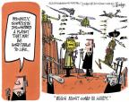 Cartoonist Lee Judge  Lee Judge's Editorial Cartoons 2010-11-02 science