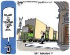 Cartoonist Lee Judge  Lee Judge's Editorial Cartoons 2010-11-06 professional football