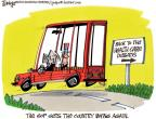 Cartoonist Lee Judge  Lee Judge's Editorial Cartoons 2011-01-18 health care repeal