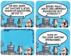 Cartoonist Lee Judge  Lee Judge's Editorial Cartoons 2011-01-25 bipartisan