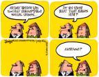 Cartoonist Lee Judge  Lee Judge's Editorial Cartoons 2011-06-16 Anthony