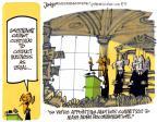 Cartoonist Lee Judge  Lee Judge's Editorial Cartoons 2011-08-03 talk