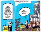 Cartoonist Lee Judge  Lee Judge's Editorial Cartoons 2011-08-14 bipartisan