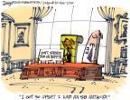 Cartoonist Lee Judge  Lee Judge's Editorial Cartoons 2011-09-25 $16