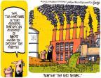 Cartoonist Lee Judge  Lee Judge's Editorial Cartoons 2011-10-02 science