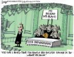 Lee Judge  Lee Judge's Editorial Cartoons 2011-11-15 2012 debate