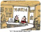 Cartoonist Lee Judge  Lee Judge's Editorial Cartoons 2011-12-09 science