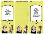 Cartoonist Lee Judge  Lee Judge's Editorial Cartoons 2012-04-24 illegal