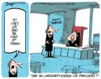 Cartoonist Lee Judge  Lee Judge's Editorial Cartoons 2012-05-15 science