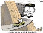 Cartoonist Lee Judge  Lee Judge's Editorial Cartoons 2012-06-06 2012 election economy