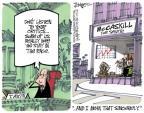 Cartoonist Lee Judge  Lee Judge's Editorial Cartoons 2012-08-24 some