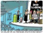 Cartoonist Lee Judge  Lee Judge's Editorial Cartoons 2012-11-30 drug