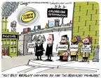 Cartoonist Lee Judge  Lee Judge's Editorial Cartoons 2013-02-07 problem