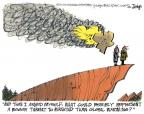 Cartoonist Lee Judge  Lee Judge's Editorial Cartoons 2013-02-20 climate