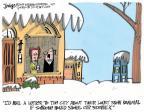 Cartoonist Lee Judge  Lee Judge's Editorial Cartoons 2013-03-07 their